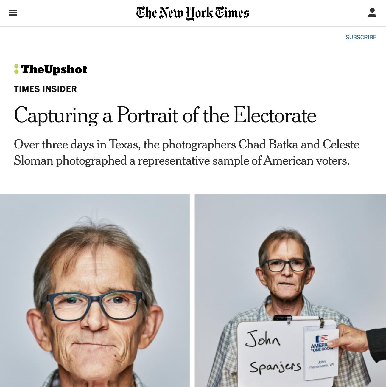 nyt upshot portraits screenshot