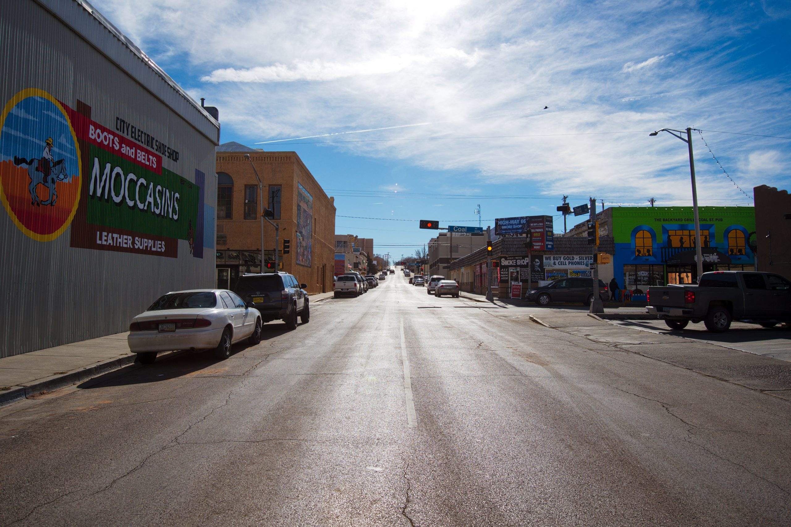 Gallup_NM_south_3rd_street
