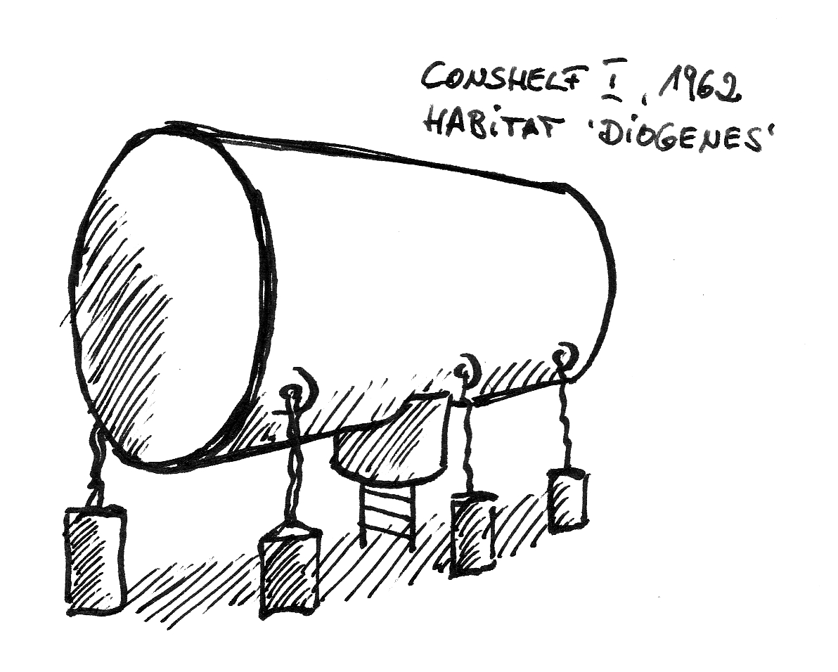 Conshelf_I_-_Diogenes